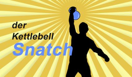 Anleitung für Kettlebell Snatch Übung